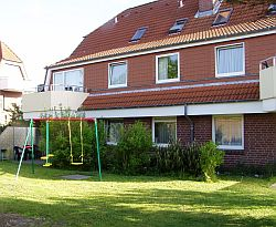 Haus Sarah Garten